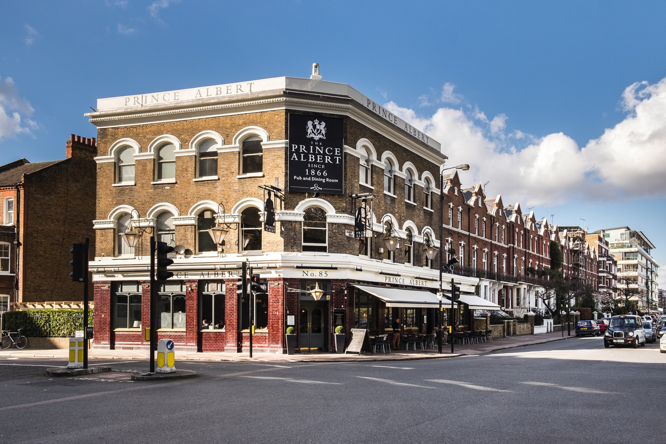 The Prince Albert | Pub and Resturant in Battersea